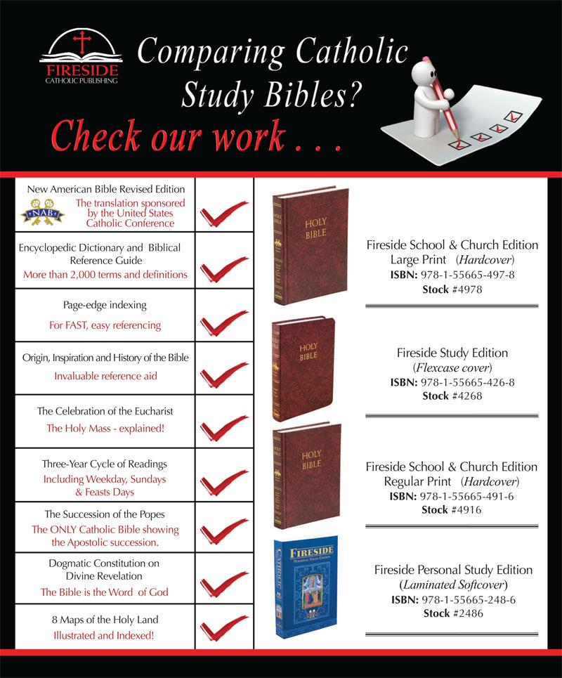 fireside catholic essays